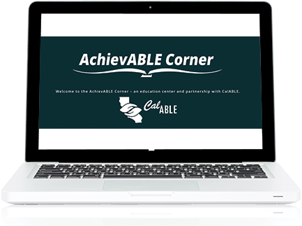 AchievABLE Corner Website