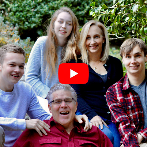 Click the arrow to go to YouTube and watch a video introduction from Mason's father.